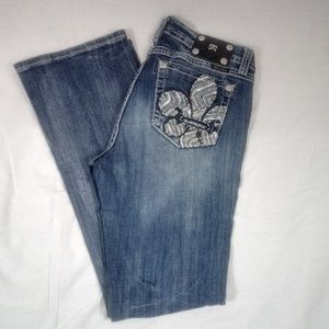 Miss Me Medium Wash Bootcut Jeans